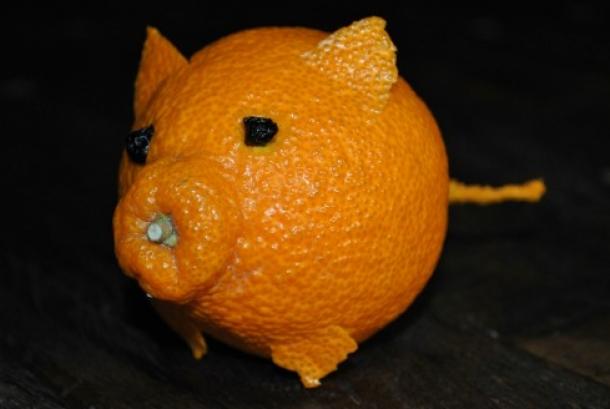 sumo-tangerine-pig