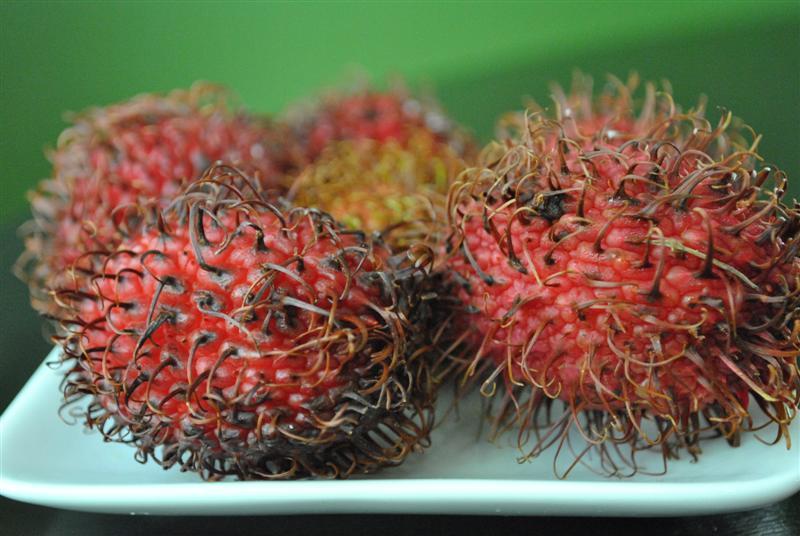 Rambutan | Fruit Maven
