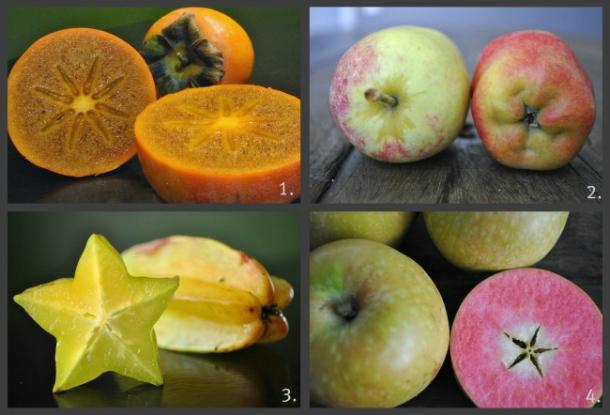 star shaped fruit