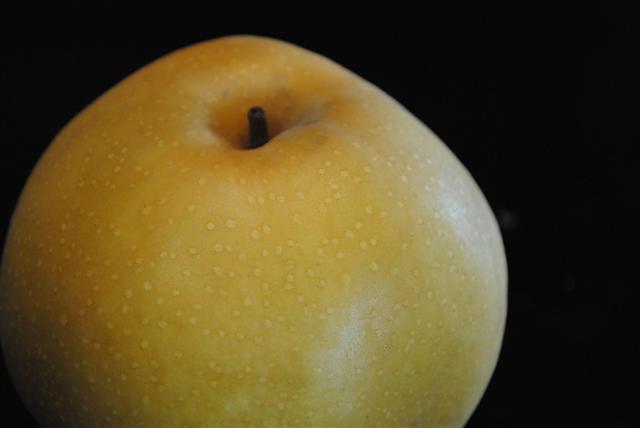 how to choose korean pears