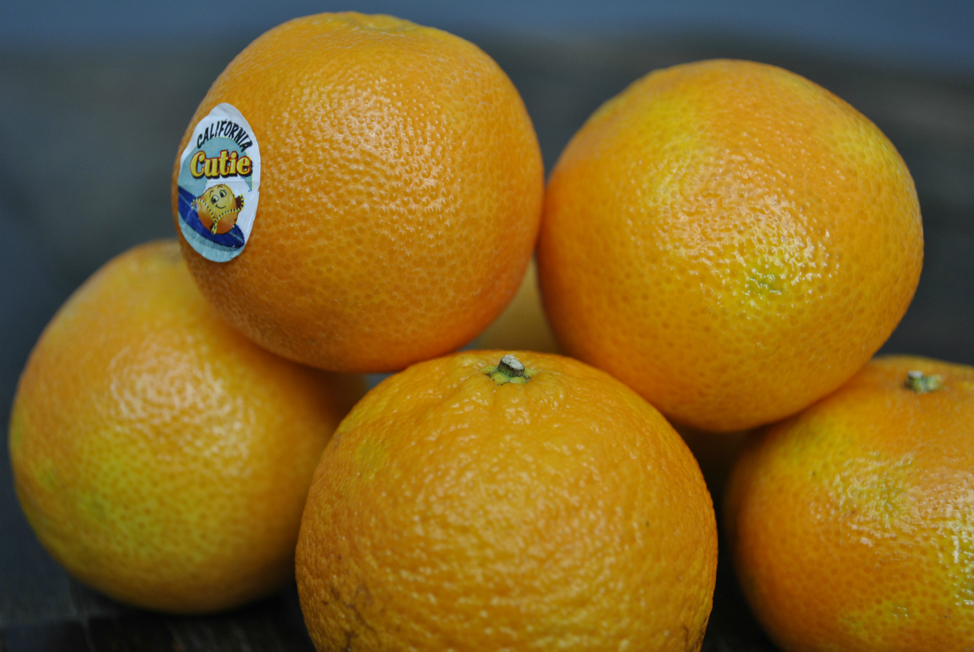 Clementine Cuties + the sweetest Christmas poem you'll read this year