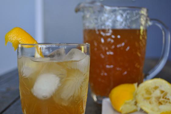 Bergamot Iced Tea