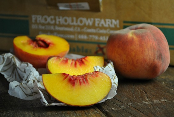Frog Hollow Farms Peaches